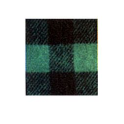 7530-799 Small Green   Black Buffalo Plaid Woolen Cloth 90f5931c9b01