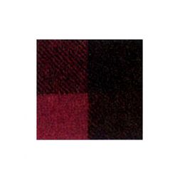 Bemidji Woolen Mills - #200 Red and Black Buffalo Plaid Woolen Cloth