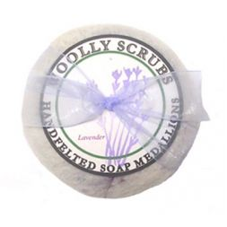 - Woolly Scrubs (Lavender)