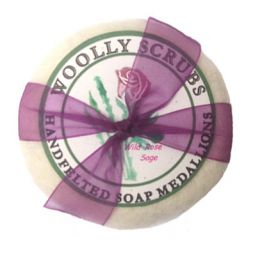 Woolly Scrubs - Woolly Scrubs (Wild Rose Sage)
