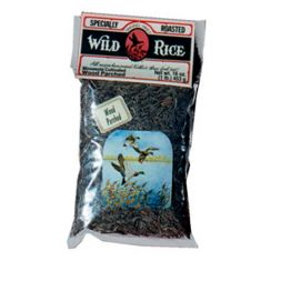 - Minnesota Cultivated Wood Parched Wild Rice