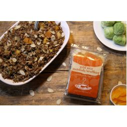 The Secret Garden - Wild Rice Hotdish/Stuffing