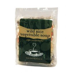 Bemidji Woolen Mills - Wild Rice Vegetable Soup